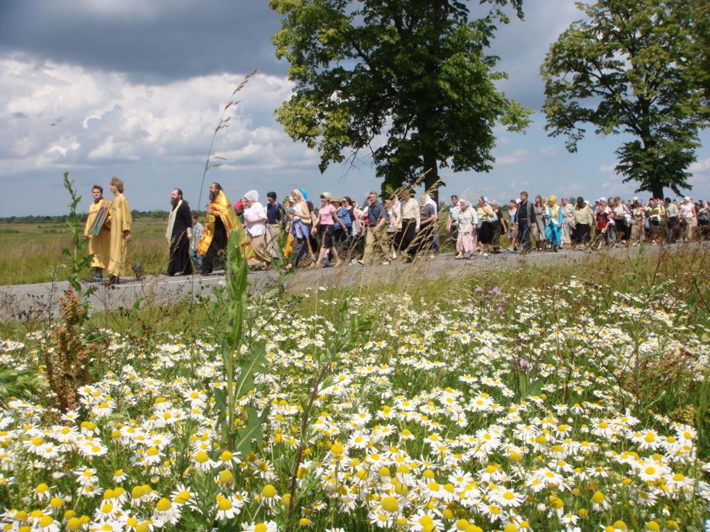 В Черняховске пройдет крестный ход к храму Петра и Февронии
